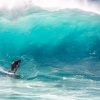 Surfing the Turbulent Tides of Life