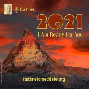 2021 i am ready for you - Made with PosterMyWall